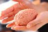ふんわりハンバーグの作り方の手順7