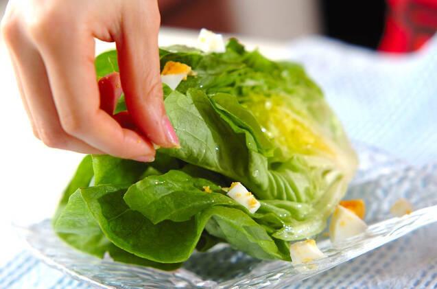 簡単ミモザサラダの作り方の手順3