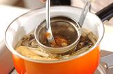 ジャガイモとキノコのみそ汁の作り方2