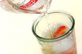 カラフルフルーツソーダの作り方5