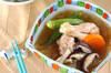 手羽元のスープ煮の作り方の手順