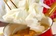 白菜と油揚げの煮浸しの作り方2