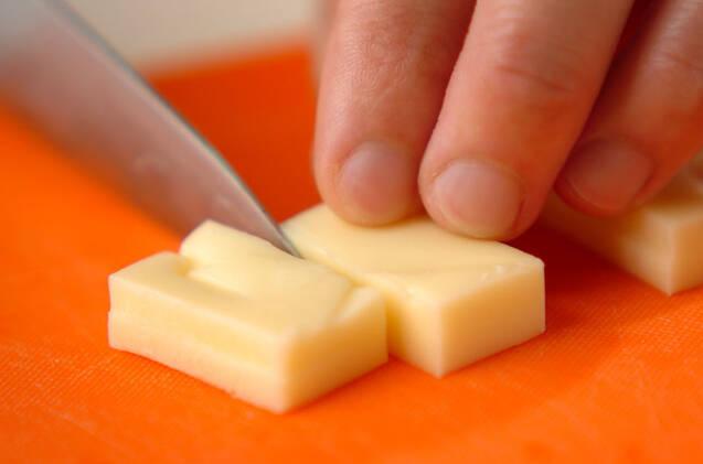 カレーライスコロッケの作り方の手順2