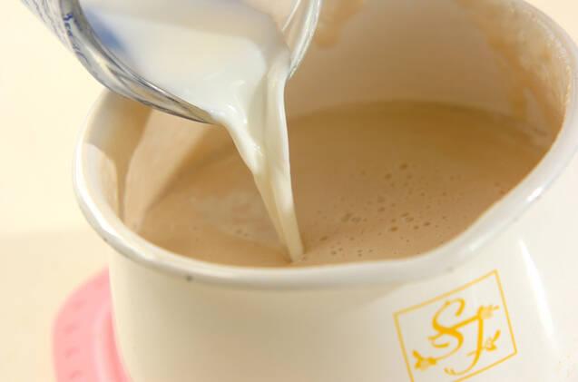 白インゲンのポタージュスープの作り方の手順4