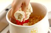 白インゲンのポタージュスープの作り方2