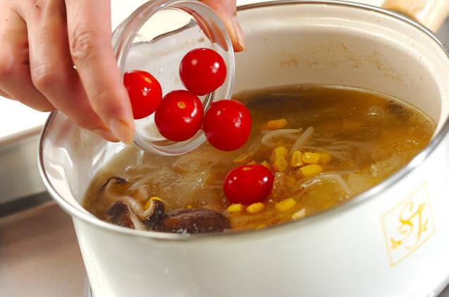 冬瓜の冷製スープ煮の作り方の手順4