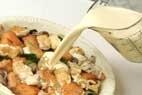 豆腐のキッシュの作り方6
