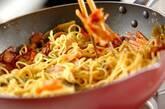 高菜焼きそばの作り方7