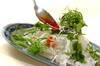 大根の梅肉ドレッシングサラダの作り方の手順6
