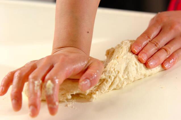 塩麹あんパンの作り方の手順6