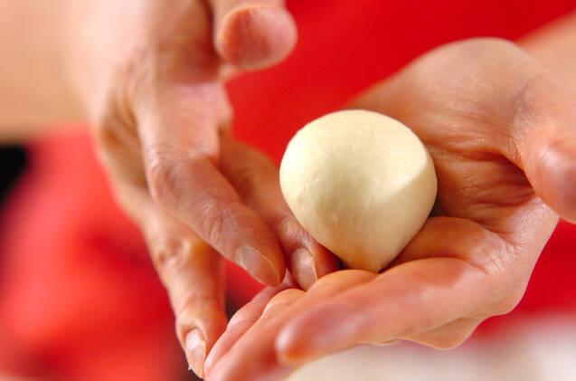 塩麹あんパンの作り方の手順8