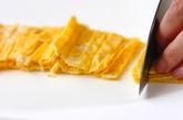 キラキラ素麺の作り方2