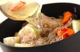 関西風肉ジャガの作り方8