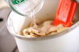 豆乳のヴィシソワーズの作り方2