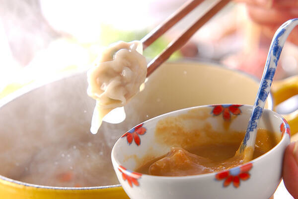餃子鍋の作り方の手順8