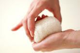 塩・おにぎりの作り方3