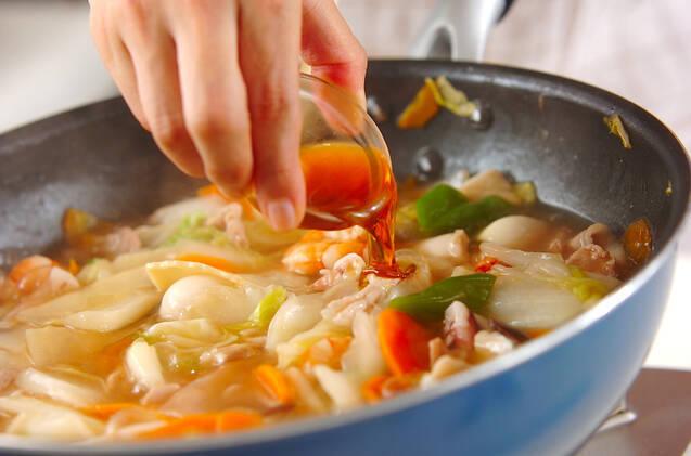 八宝菜の作り方の手順13