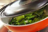 ウナギと野菜のスタミナ炒めの作り方7