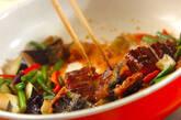 ウナギと野菜のスタミナ炒めの作り方9