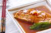カラスガレイの煮付けの作り方の手順