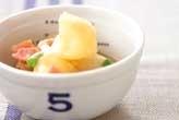 ジャガイモのベーコン煮