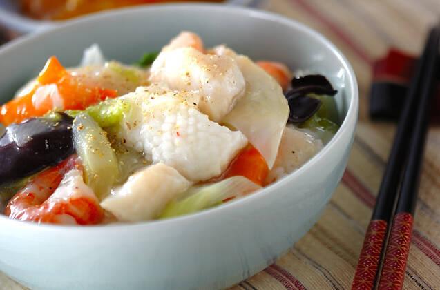 9. 中華風海鮮丼