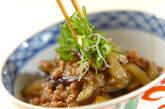 ひき肉とナスのピリ辛みそ丼の作り方6