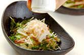 イカそうめんの素麺の作り方3