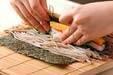 そば巻きの作り方の手順8