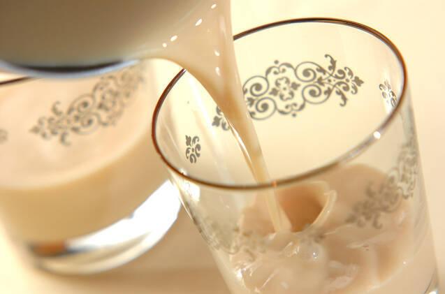 紅茶プリンの作り方の手順3