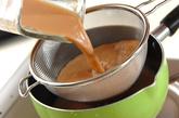 マロンミルクスープの作り方2