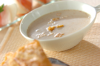 マロンミルクスープ