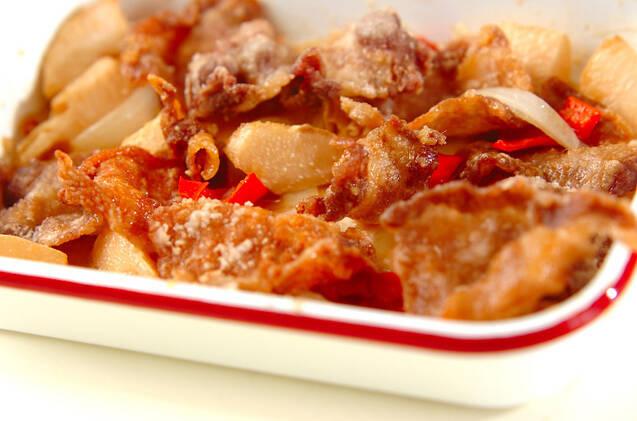 豚肉の南蛮漬けの作り方の手順8