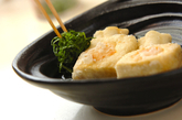 チーズめんたい揚げだし豆腐の作り方5