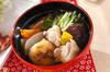 おすましのお雑煮の作り方の手順