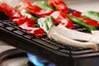 焼きピーマンの作り方の手順4