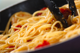 プチトマトのパスタの作り方3