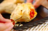 ウインナーパイのピンチョスの作り方4