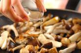 キノコのソテーサラダの作り方6