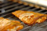 サバのカレー風味ヨーグルト漬け焼きの作り方2