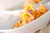 和風チーズ揚餃子の作り方の手順
