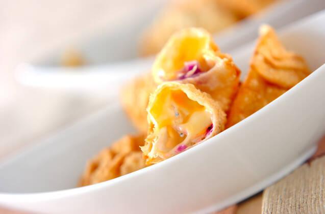 和風チーズ揚餃子