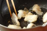 タラと白菜のおろし煮の作り方1