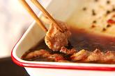 和風揚げチキンマリネの作り方2