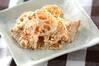 レンコンの明太マヨ炒めの作り方の手順