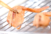 手羽先の山椒焼きの作り方3