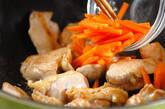 炒り鶏豆腐の作り方7