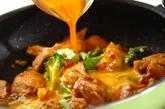 炒り鶏豆腐の作り方3