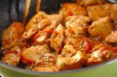 炒り鶏豆腐の作り方8