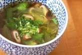 レタスの中華スープ